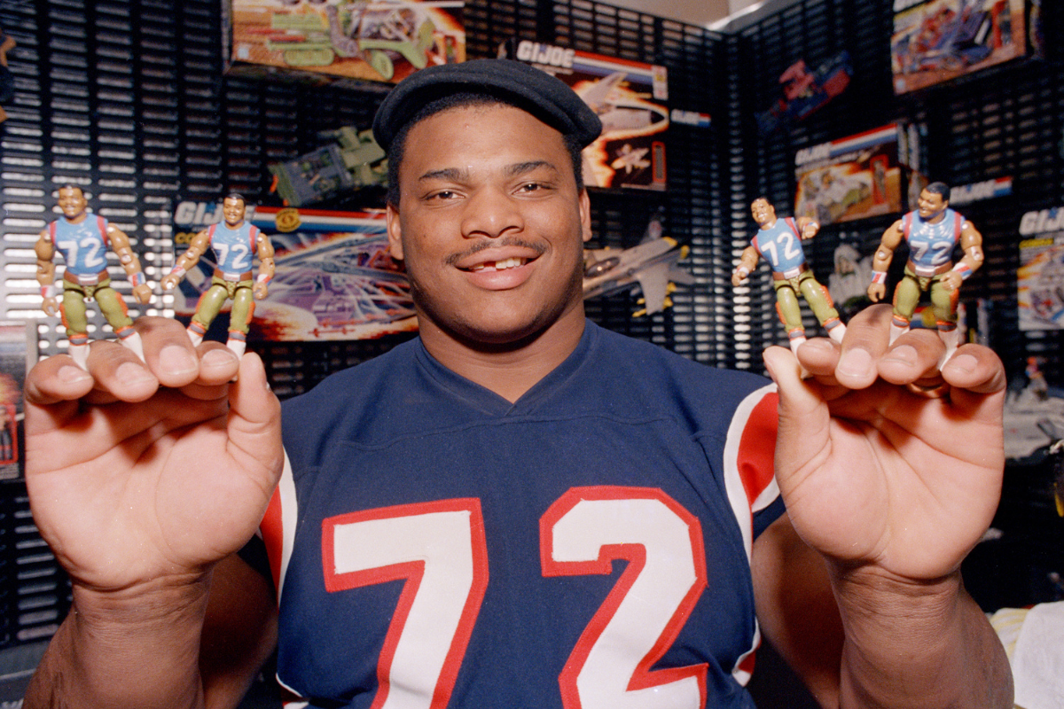 Heaviest Players in NFL History