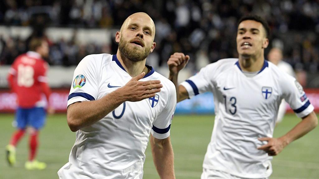 Euro 2020 Underdog Odds
