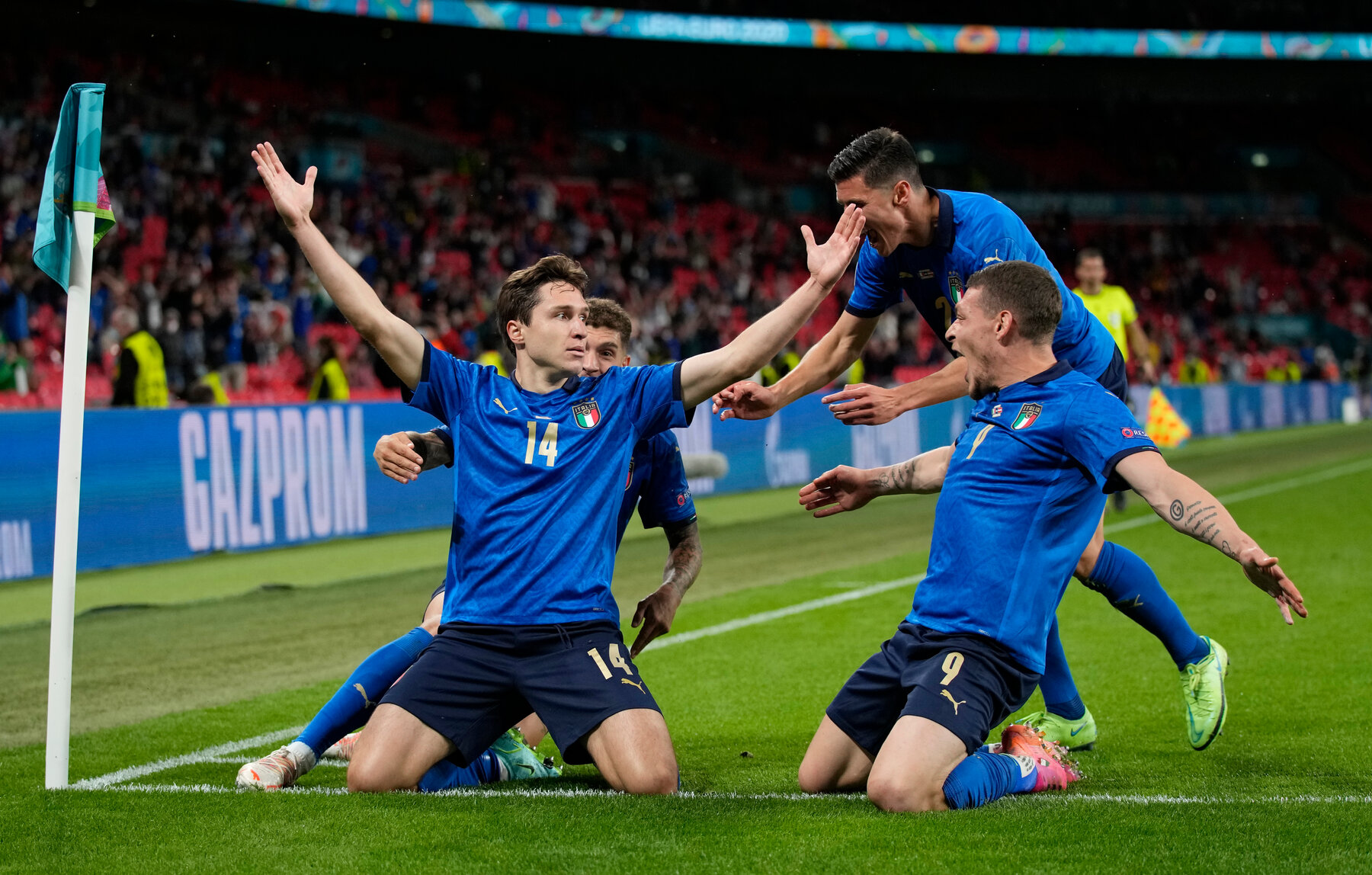 Mancini's Italy Euro 2020