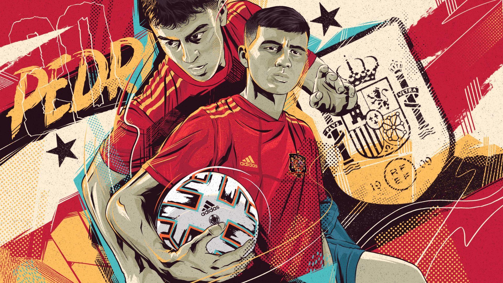 Can Spain reach finals of euro 2020?